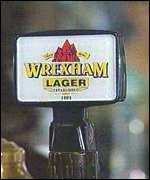 Wrexham lager pump