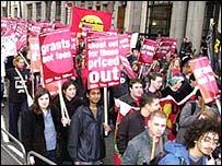Anti-fees demonstration