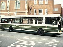 Nottingham Bus