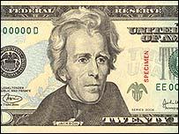 New $20 bill