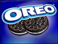 Oreo cookies and logo