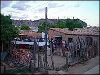 Slum in Bom Jesus da Lapa