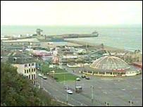 The Rotunda amusement park, Folkestone