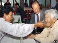 Korean reunion