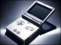 Sony is to launch a handheld games machine in 2004.