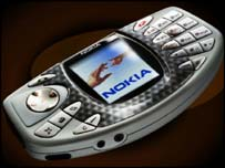 Mock-up of the Nokia Ngage, Nokia