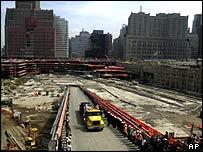 Ground Zero, New York City