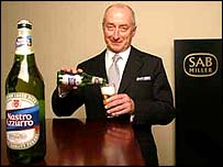 Graham Mackay - SABMiller chief executive