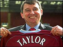 Graham Taylor is a big fan of a vibrant youth policy