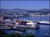 Douglas Port, Isle of Man