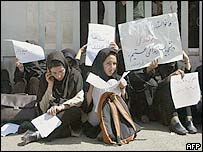 Students demand release of arrested colleagues in Iran