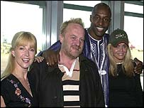 Toyah Willcox, Antony Worrall Thompson, John Fashanu and Danniella Westbrook