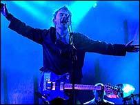 Thom Yorke's Radiohead