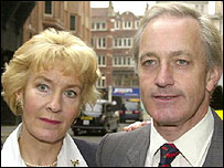Neil and Christine Hamilton