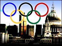 Could London successfully host the Olympics?