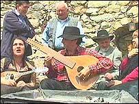 Corsican musicians