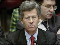 French Ambassador to Washington Jean-David Levitte
