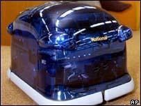 Matshushita robot hoover, AP