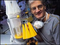 James Dyson and friend, Dyson Publicity