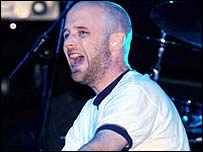 Moby at Glastonbury 2003