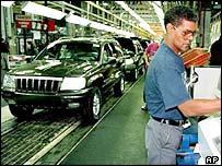 Daimler Chrysler factory