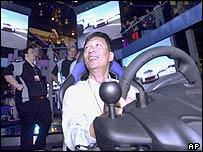 Gamer at E3