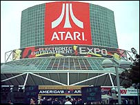 The E3 show in Los Angeles