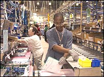 Dell manufacturing plant