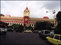High Court in Calcutta