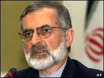 Iranian Foreign Minister Kamal Kharrazi
