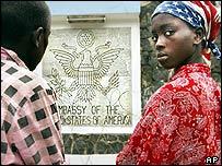 US meets over Liberia peacekeeper force