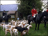 Clifton-on-Teme Hunt