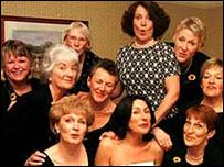 The original Calendar Girls