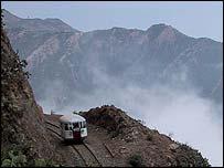 Asmara-Massawa railway