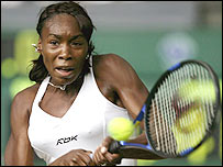 Williams now faces Clijsters in the semi-finals