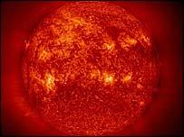 The Sun, Nasa