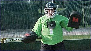 Wales goalkeeper Ria Male