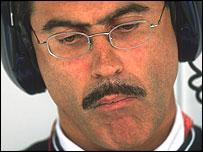 BMW motorsport director Mario Theissen