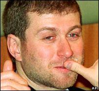 The Russian billionaire Roman Abramovich