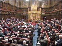 The Hunting Bill will go before the House of Lords