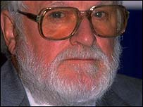 Chelsea chairman Ken Bates