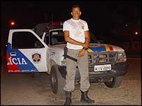 Cabrobo police chief Jose Mario