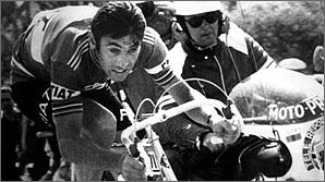 Eddy Merckx was the greatest cyclist of all time