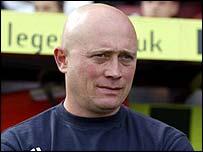 Bradford manager Nicky Law