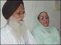 Balwant Singh and Harjit Kaur