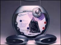 Concept design for digital radio, BBC