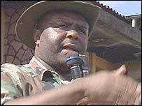 Jean Pierre Bemba, MLC leader
