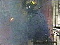 Police on drugs raid