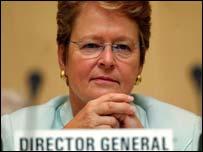Dr Gro Harlem Brundtland