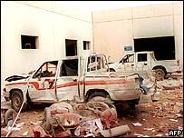 Riyadh damage